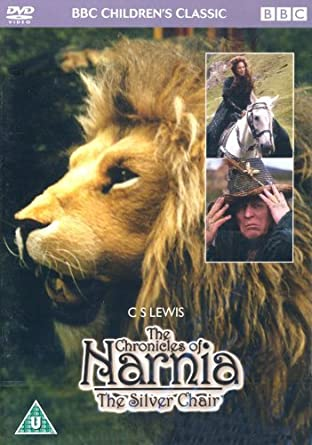 Amazon Com Bbc Chronicles Of Narnia The Silver Chair Dvd