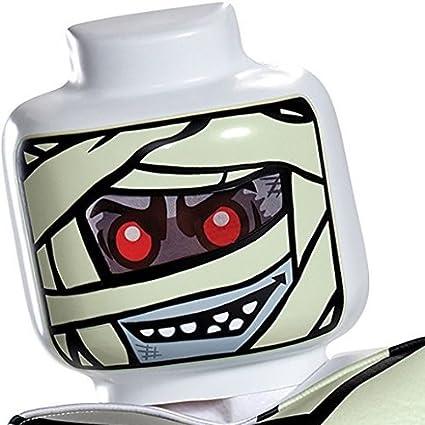 Disguise Lego Mummy Mask, One Size