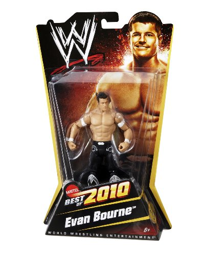 WWE Evan Bourne Best of 2010 Series Figure by Mattel