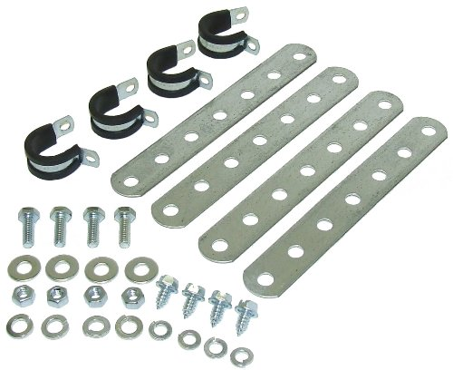 Hayden Automotive 253 Metal Mounting Bracket Kit (2006 Chevy Monte Carlo Parts compare prices)