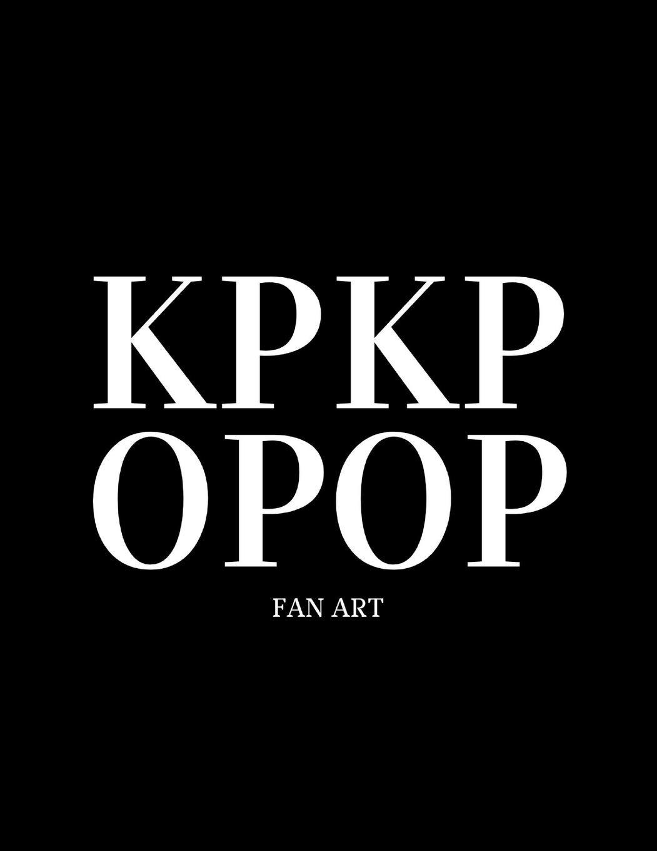 Amazon.com Kpop Kpop  Funny words Sketch book fan Art KPOP Group ...