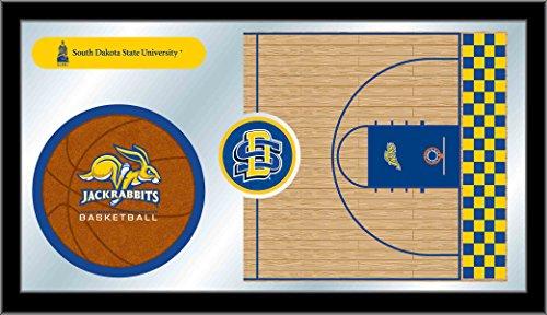 Dakota 26 Inch Bar Stool - Holland Bar Stool Co. South Dakota State University Basketball Mirror