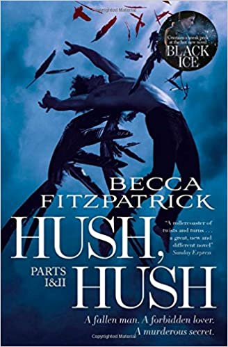 Hush Hush. Parts 1 & 2: Amazon.es: Becca Fitzpatrick: Libros ...