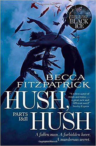 Hush Hush. Parts 1 & 2: Amazon.es: Becca Fitzpatrick: Libros ...