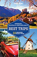 Lonely Planet: The world's leading travel guide publisher        Discover the freedom of open roads while touring with Lonely Planet Germany, Austria and Switzerland's Best Trips, your passport to uniquely encountering this region by c...