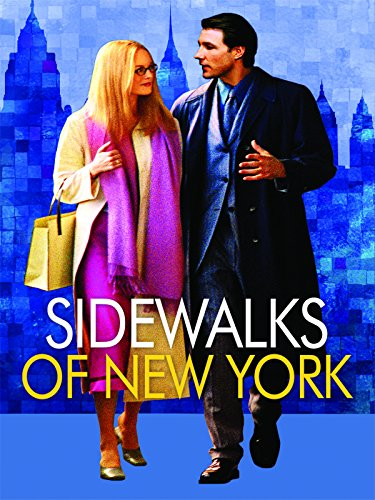 DVD : Sidewalks of New York