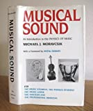 Musical Sound, Michael J. Moravcsik, 0913729396