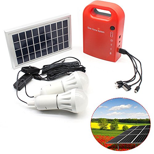 Solar Dc Home Lighting System in Florida - 9