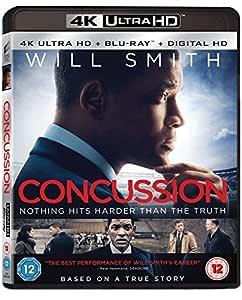 Concussion [4K Ultra HD Blu-ray]