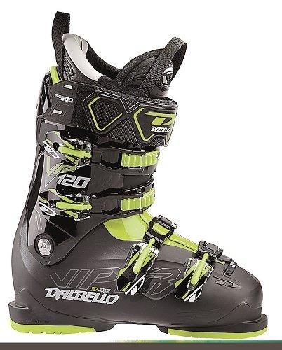 2014 Dalbello Viper 120 Mens Ski Boots Size 26.5 Blk