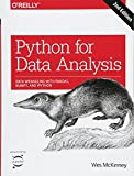 img - for Python for Data Analysis: Data Wrangling with Pandas, NumPy, and IPython book / textbook / text book