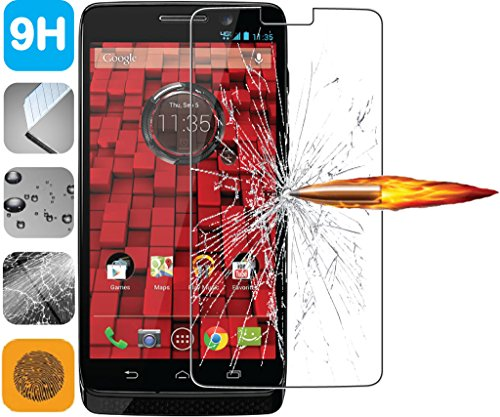 Premium Tempered Glass LCD Screen Protector Guard for Motorola Droid Mini XT1030