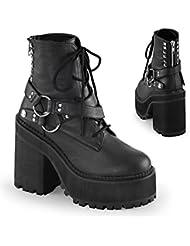 Demonia ASSAULT-101 Womens Boot