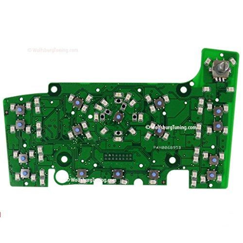 Oem Board Circuit (Audi Q7 MMI Control Circuit Board w navigation OEM design 2007 2008 2009 10 &11)