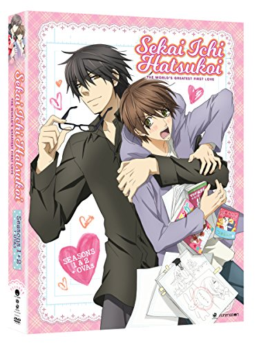 Sekai Ichi Hatsukoi - World's Greatest First Love: Seasons One and Two (Greatest Dvd)