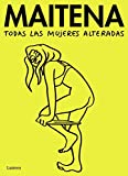 img - for Todas las mujeres alteradas / All Affected Women (Spanish Edition) book / textbook / text book