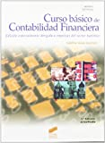 img - for Curso Basico de Contabilidad Financiera (Spanish Edition) book / textbook / text book
