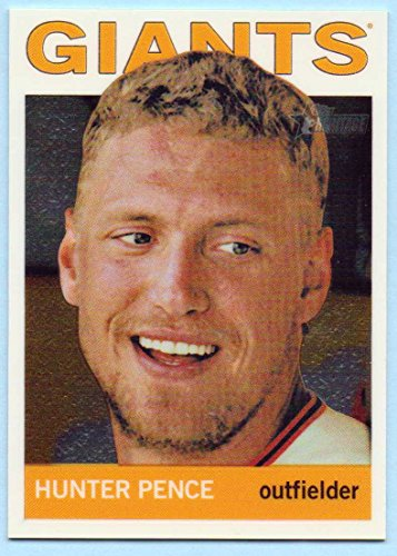 Hunter Pence 2013 Topps Heritage Chrome #HC8 - 598/999 - San Francisco - Maverick Sf