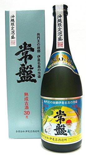 泡盛(お買い得6本)常盤6年古酒 30度 720ml ×6 B00RUWVSPC