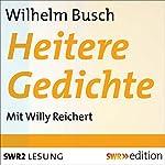 Heitere Gedichte   Wilhelm Busch