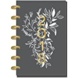 Create365 The Happy Planner Mini Delicate Garden, 12 Month January-December 2018, Dated