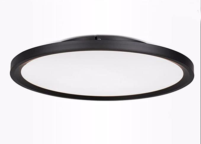 Plafoniere Led Ufficio : Gzlight moderno plafoniera led lampada da soffitto ultra thin