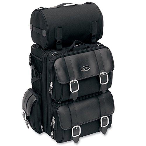 Luggage Saddlestow (Saddlemen Saddlestow S3200DE Expandable Sissy Bar Bag - HC-15-0086)
