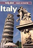 Italy (Lonely Planet Travel Survival Kit)
