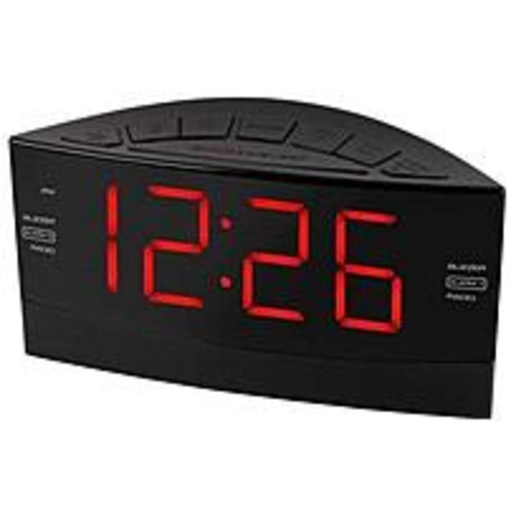 Amazon onn digital amfm clock radio electronics fandeluxe Gallery