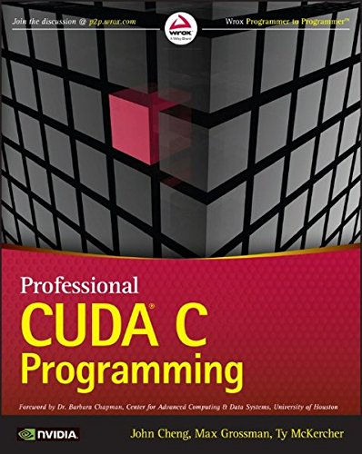 Professional CUDA C Programming by imusti