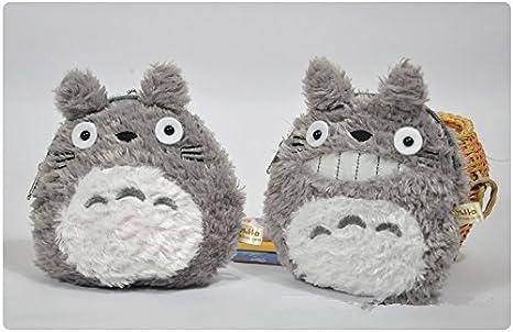 Amazon.com: Mi vecino Totoro Plush Pouch Purse Little Coin ...