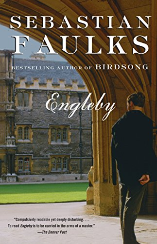 Book cover from Engleby (Vintage International) by Sebastian Faulks