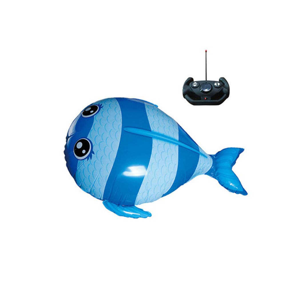 Zakally Air Flying New RC Remote Control Flying Shark Toy Kids Inflatable Gift Christmas