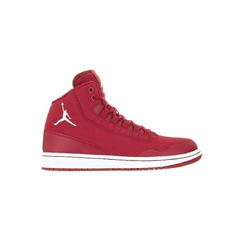 nike jordan hombre zapatillas rojas
