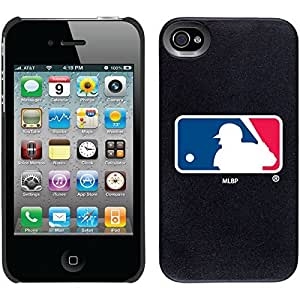 iphone covers Mlb Logo design on Black iPhone 5c / 4 Thinshield Snap-On Case
