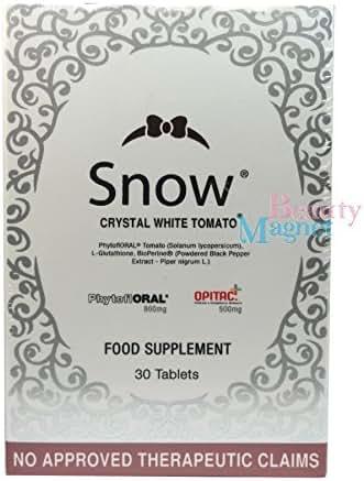 Snow Crystal White Tomato Whitening 30 Tablets