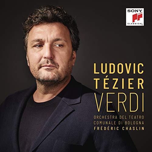 Bildergebnis für CD: LUDOVIC Tézier: VERDI – Orchestra del Teatro Comunale di Bologna, Frédéric Chaslin