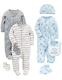 Simple Joys by Carter's Boys' 8-Piece Footed Take Me Home Set