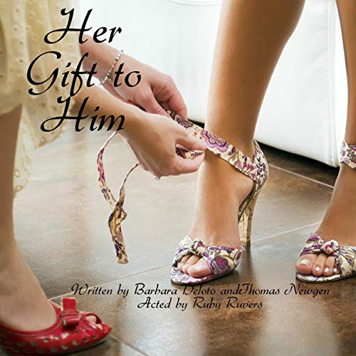 Her Gift to Him: An LGBT, First Time, Feminization, New Adult, Transgender Romance