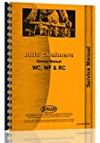 Allis Chalmers WC Tractor Service Manual