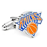 New York Knicks Cufflinks Novelty 1 x 1in