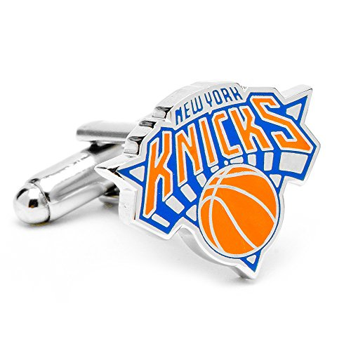 New York Knicks Cufflinks Novelty 1 x 1in by Cufflinks