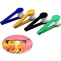 Rosenice - Limpiador de anteojos (5 unidades, cepillo