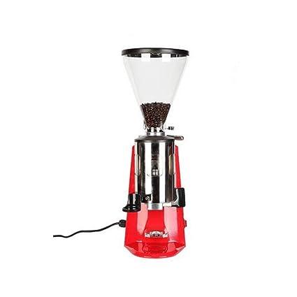Molinillo De Café-Máquina De Café Semi-Automática Granos Rectificadora De Café Molido