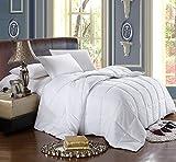 Oversized King Duvet Cover 110 X 98 sheetsnthings Down Alternative Comforter: Oversized King, Microfiber Shell With 65 Ounces of Polyester Fill, All Season Duvet Insert
