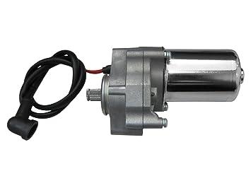 Motor de arranque para 66/80cc eléctrico Start arranque/embrague centrífugo (BT) bicicleta Kits de motor de 2 tiempos: Amazon.es: Coche y moto