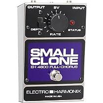 Electro-Harmonix Small Clone Chorus Pedal