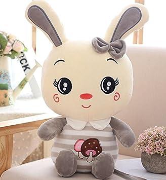 YOIL Lindo y Encantador Juguete Suave Peluches Flappy 35cm Conejo Felpa Peluche de Peluche Juguete Muñeca