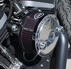 S&S Cycle Super Stock Stealth Air Cleaner Kit STD by S&S Cycle
