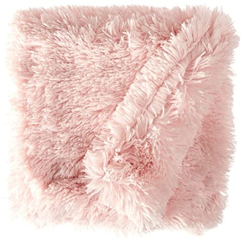 chic BESSIE AND BARNIE Pet Blanket, Small, Bubble Gum/Bubble Gum without Ruffle